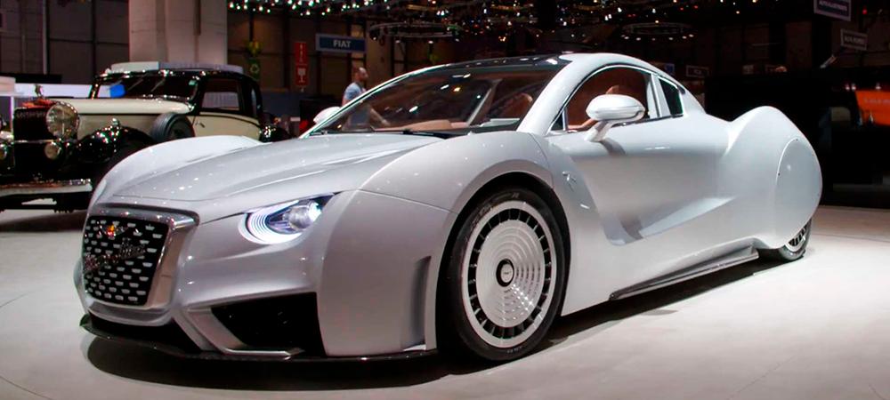Hispano Suiza Carmen: Primer auto que depende únicamente de un celular