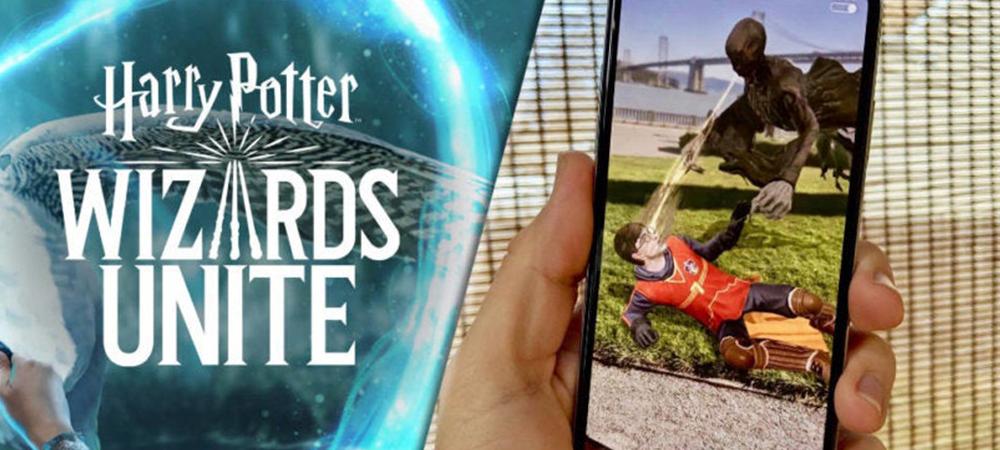Harry Potter: Wizard Unite nuevo juego de Niantic ya disponible en el Perú