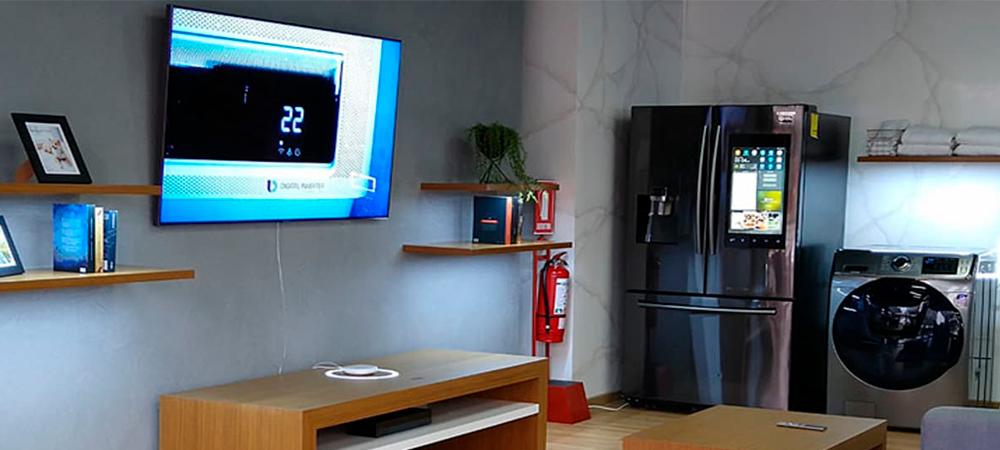 Samsung presenta en Perú novedoso sistema para tener una casa inteligente
