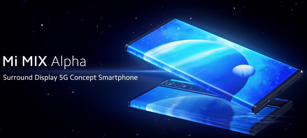 Xiaomi presenta smartphone con una pantalla que ocupa casi todo el cuerpo