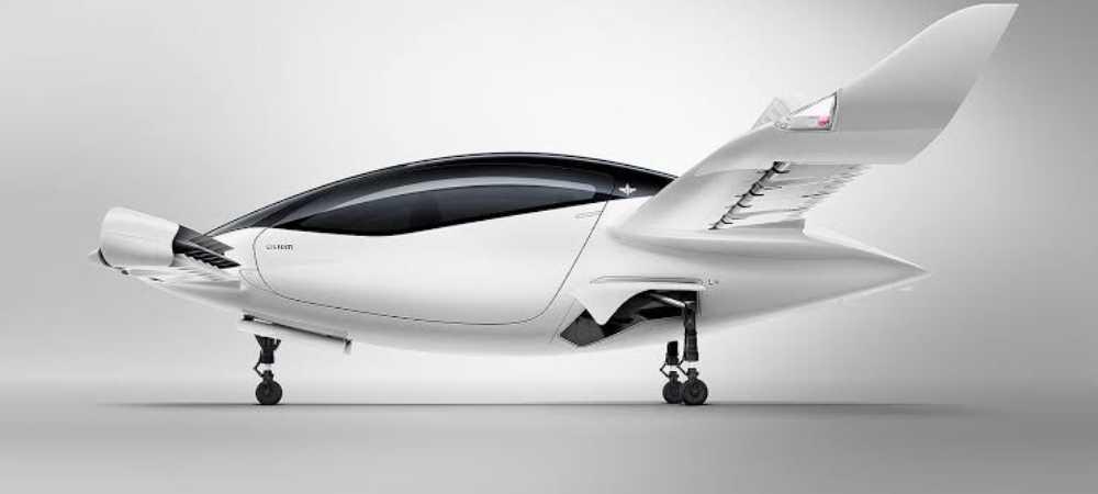 Lilium Jet, el taxi volador eléctrico, ha comenzado sus primeras pruebas