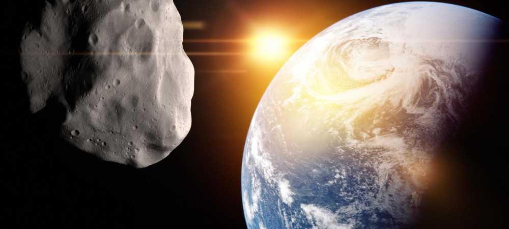 NASA advierte la llegada de dos asteroides a la órbita de la Tierra