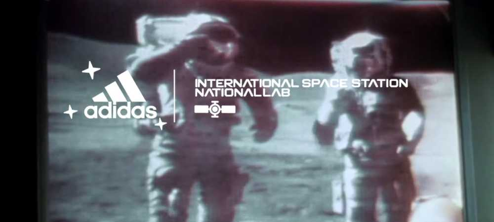 Astronautas de la NASA experimentarán con suelas de Adidas en el espacio