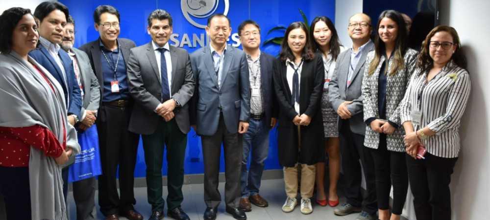 Perú y Corea se unen para mejorar la investigación tecnológica marina