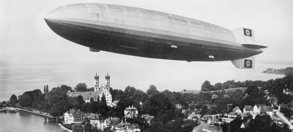 La resurrección de los dirigibles
