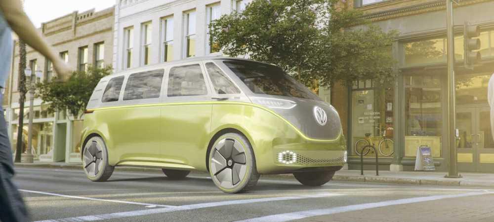 Volkswagen lanzará su primer coche eléctrico con conducción autónoma nivel 4