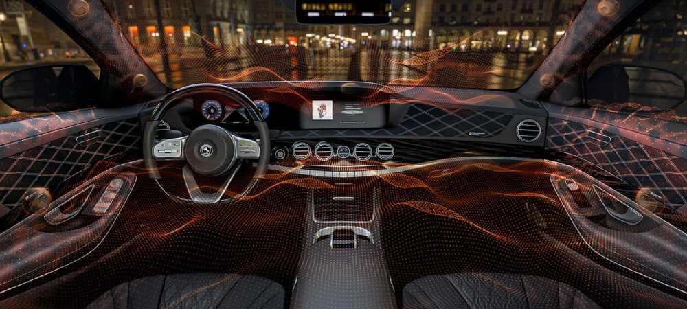 Ac2ted Sound: El nuevo sistema de audio 3D para coches