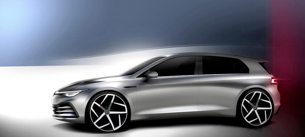 El volkswagen Golf GTI debutará en el Salón de Ginebra