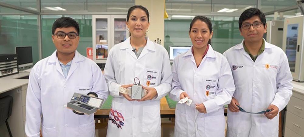 Universitarios crean nuevo dispositivo tecnológico