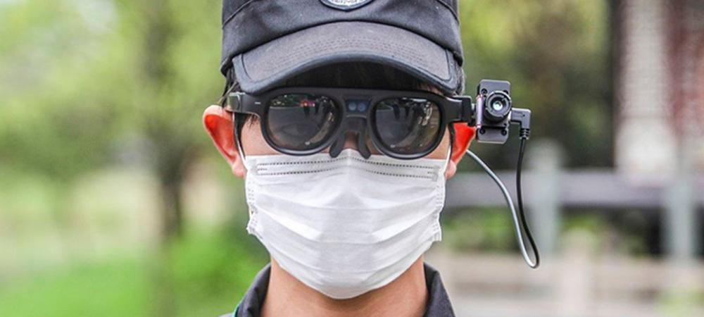 Crean gafas que permiten monitorear a personas con coronavirus
