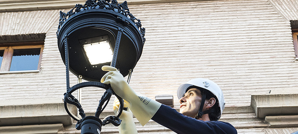Iluminación inteligente: el primer paso hacia la 'smart city'