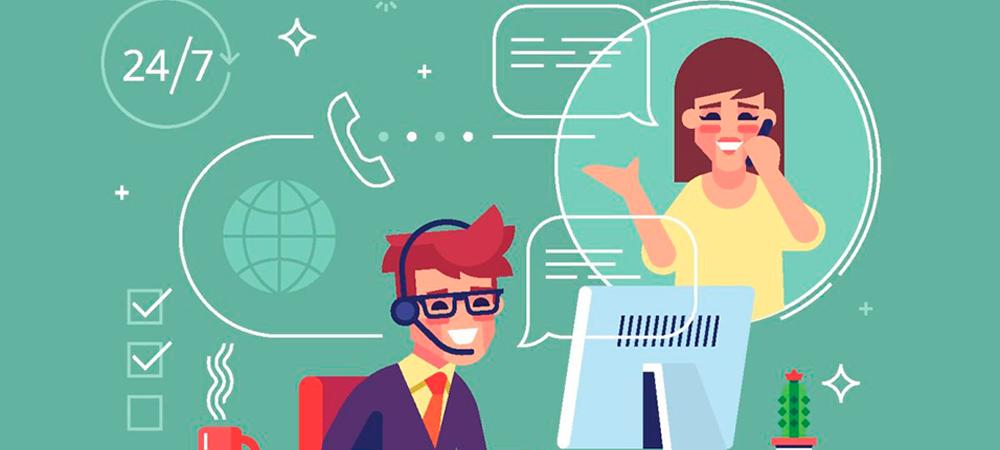 Empresas utilizan nuevas formas de atención al cliente