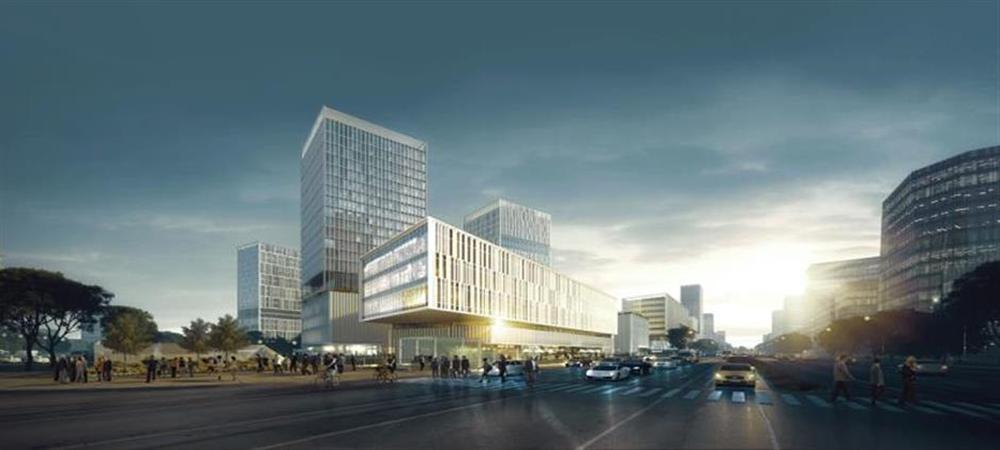 Una ciudad china se transformará en smart city
