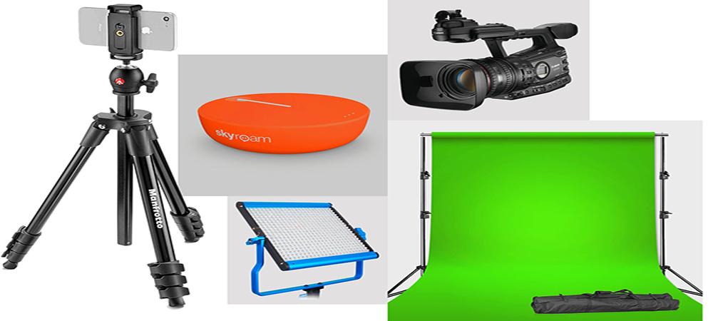 Graba tus mejores momentos con estos dispositivos para vídeo