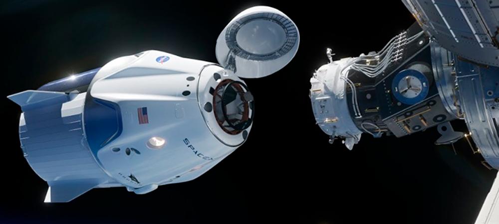 Después de un mes en el espacio, ¿cómo está la Crew Dragon?