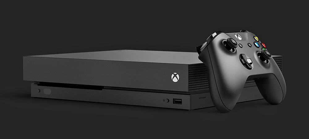 Microsoft dejará de producir Xbox One X, pero no la Xbox One S