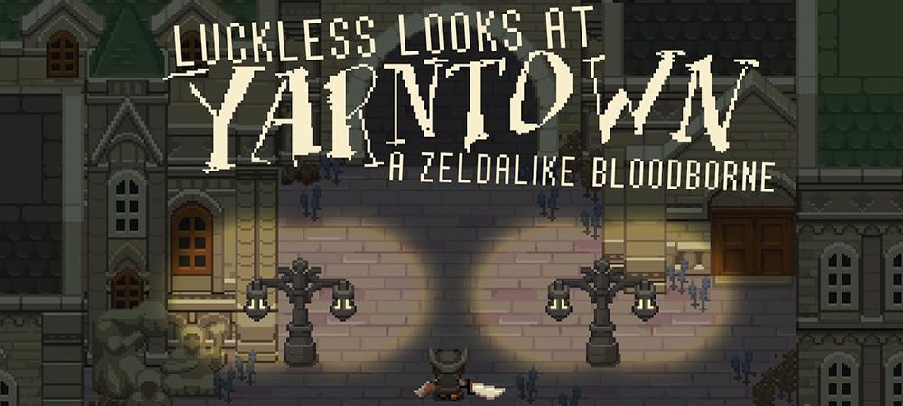 Juega gratis el videojuego que mezcla Bloodborne con el estilo de Zelda