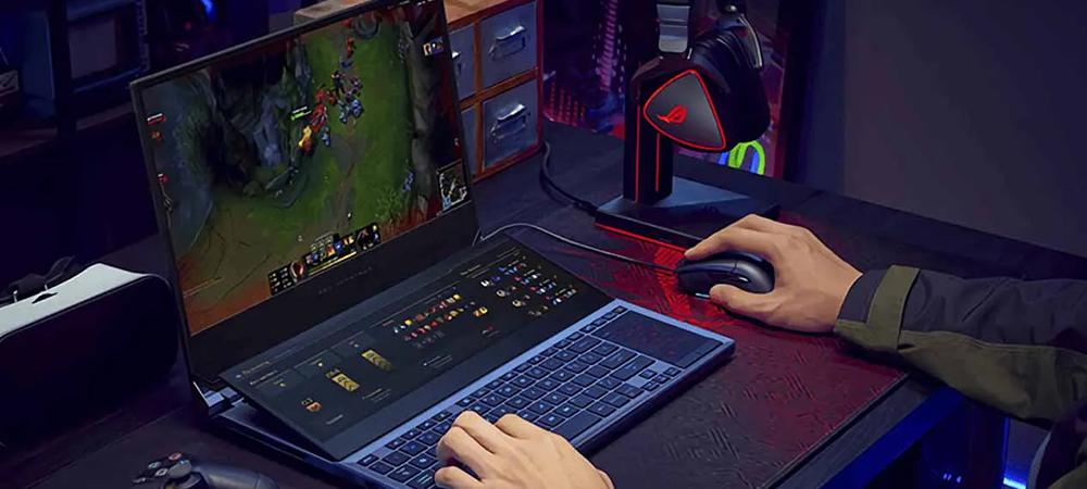 Asus lanza sus nuevas laptop enfocadas a la comunidad gamer