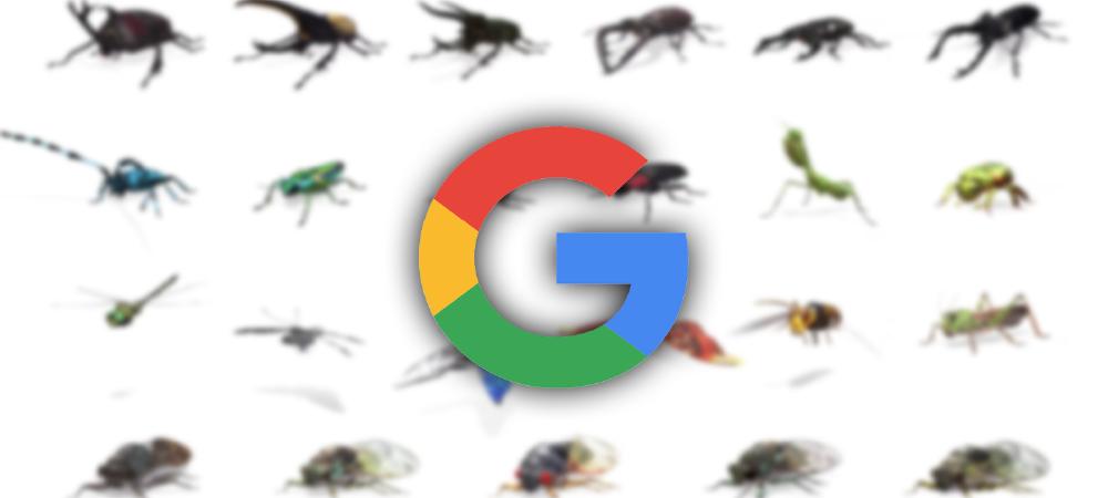Más de 20 insectos 3D están disponibles en Google