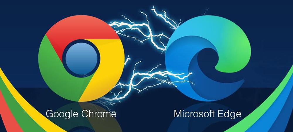 La ayuda que le ha brindado Microsoft al navegador Chrome