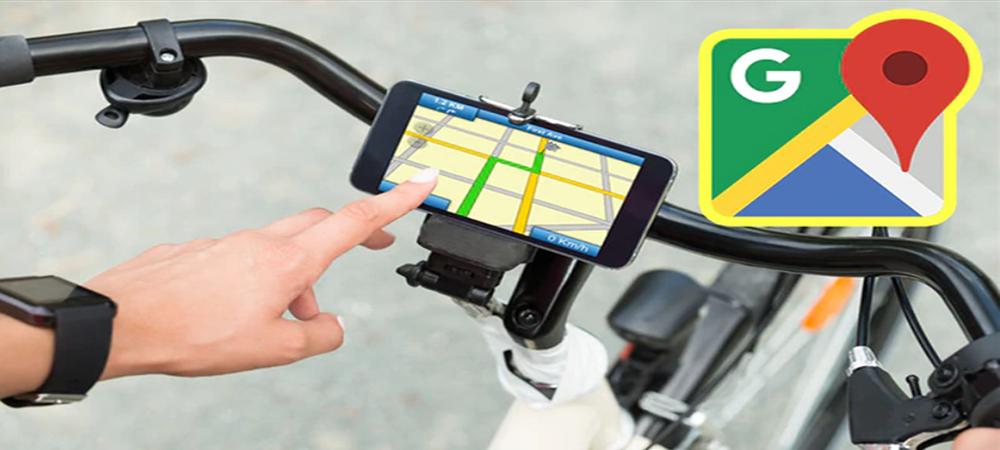 Google Maps lanza función útil para los ciclistas