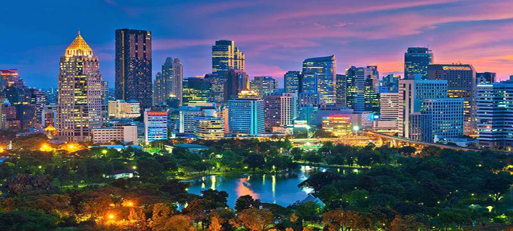 Tailandia propone desarrollar 100 ciudades inteligentes