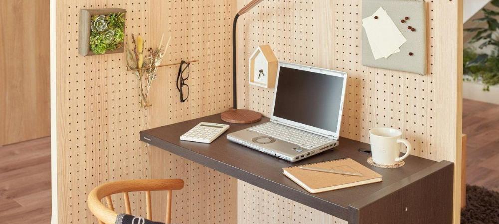 Panasonic vende un cubículo para trabajar desde casa en cualquier espacio