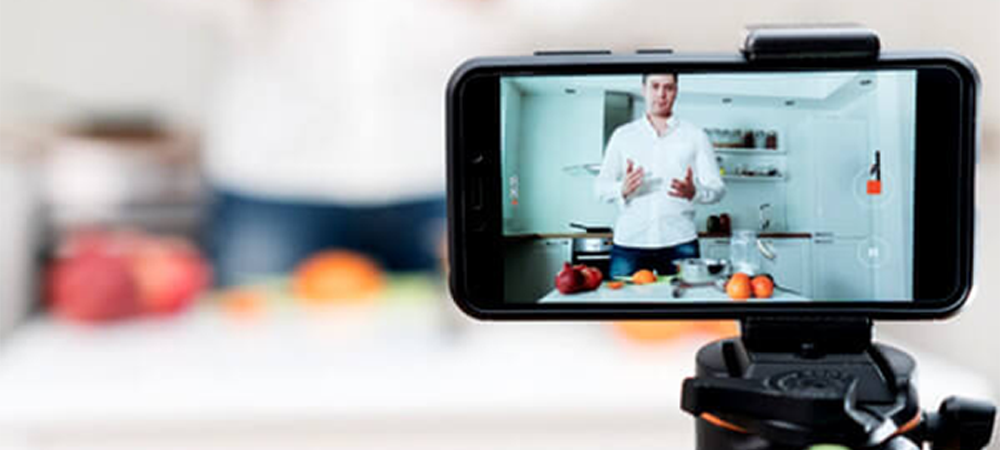 Herramientas de iluminación para grabar videos desde casa