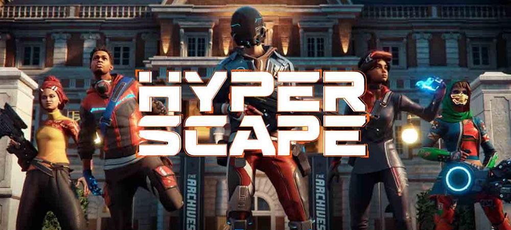 Hyper Scape ya está disponible de manera gratuita para PS4, Xbox One y PC