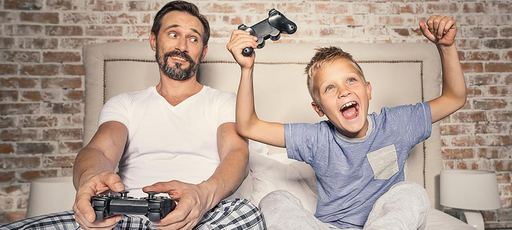 Los videojuegos que jugaste de niño ya crecieron