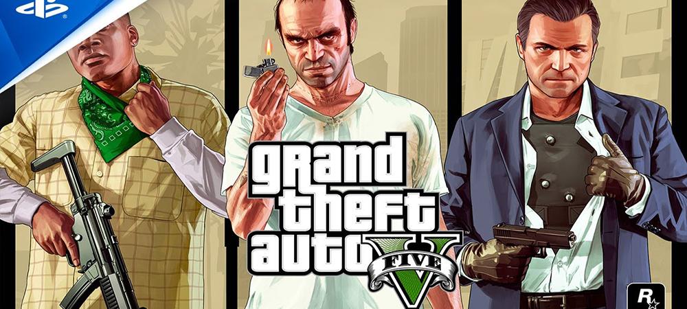 GTA 5 Online será gratis para PS5 por un tiempo limitado