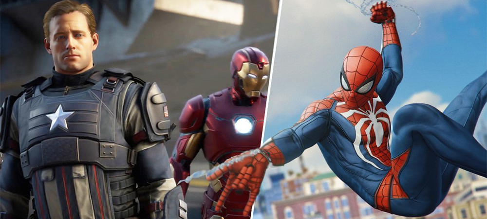Spider-Man es el único personaje exclusivo de Marvel's Avengers para PlayStation