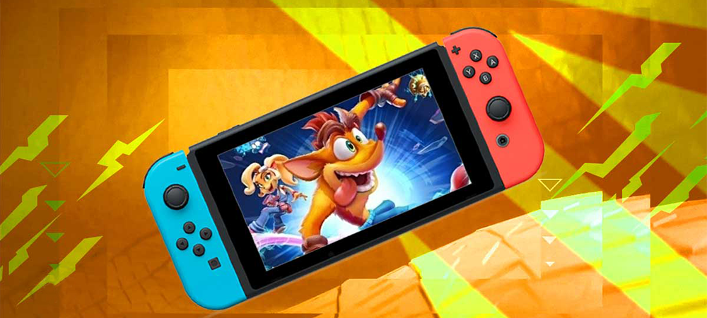 Crash Bandicoot 4: It's About Time llegaría a Nintendo Switch