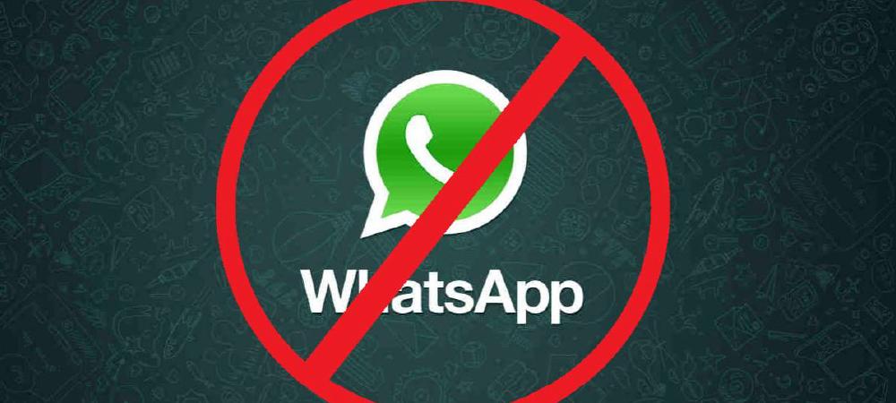 WhatsApp dejará de funcionar en algunos smartphones Android y iPhone