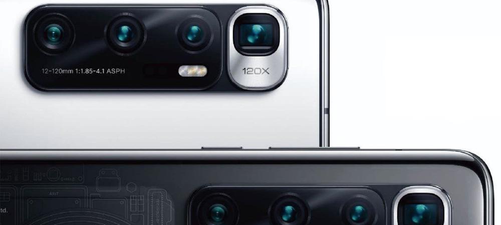 Filtran detalles del Xiaomi Mi 10 Ultra, el cual será el primer teléfono que contará con una cámara debajo de la pantalla
