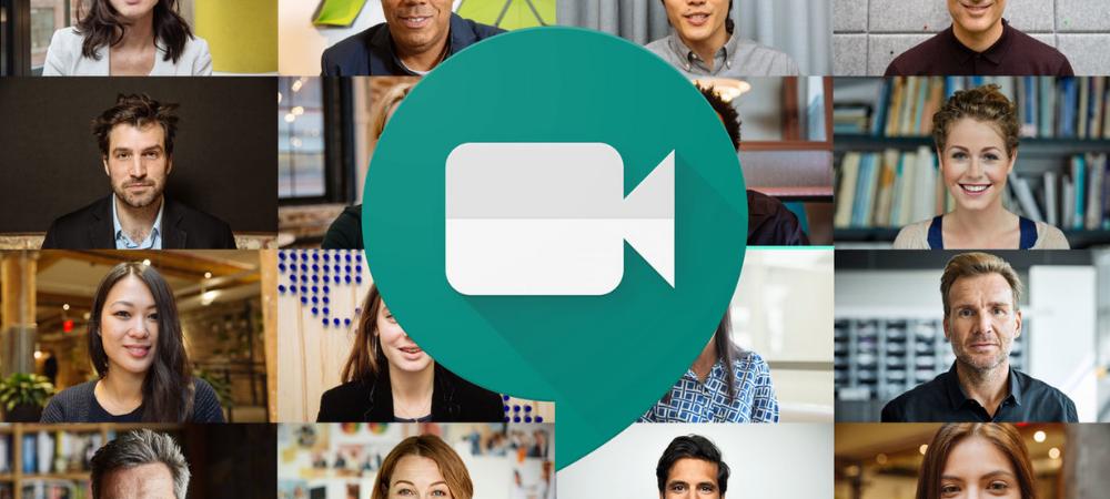 Google Meet añade el efecto desenfoque para el fondo de las videollamadas