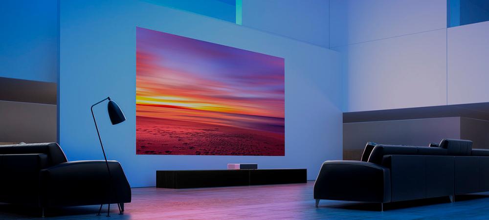 Montar un cine en casa: ¿Proyector o televisor de gran formato?
