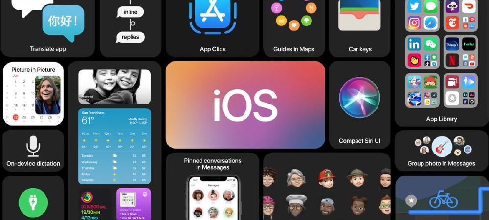 iOS 14 presentó problemas en su primer día de lanzamiento