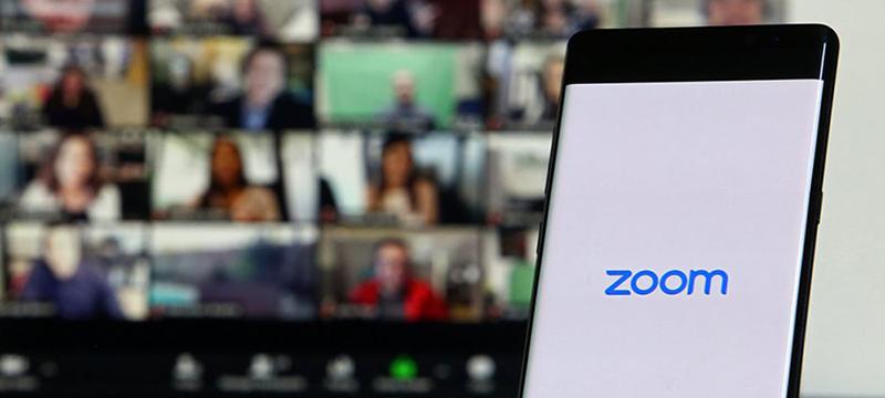Zoom se actualiza para Android y ya permite el uso de fondos