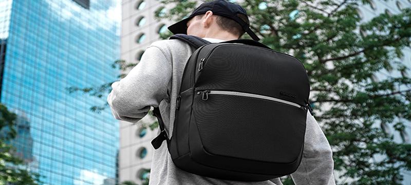 Samsonite presenta su mochila inteligente con tecnología Jacquard de Google: conectada y control por gestos