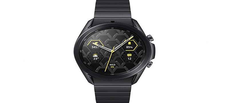Samsung lanza Galaxy Watch3 Titanium fusionando lujo con durabilidad