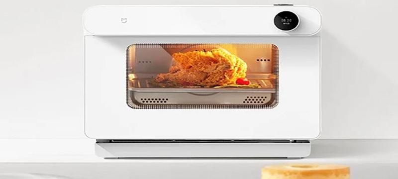Xiaomi prepara un horno inteligente que se conecta al móvil vía Wi-Fi y facilita la preparación de todo tipo de platos