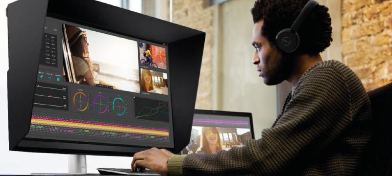 Dell anuncia su nuevo monitor 4K con sistema de retroalimentación mini-LED de 2.000 zonas