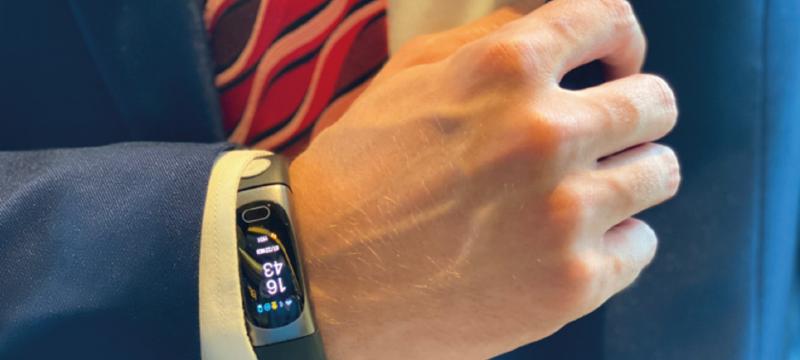 Helo: el smartwatch que mide tu nivel de azúcar en la sangre
