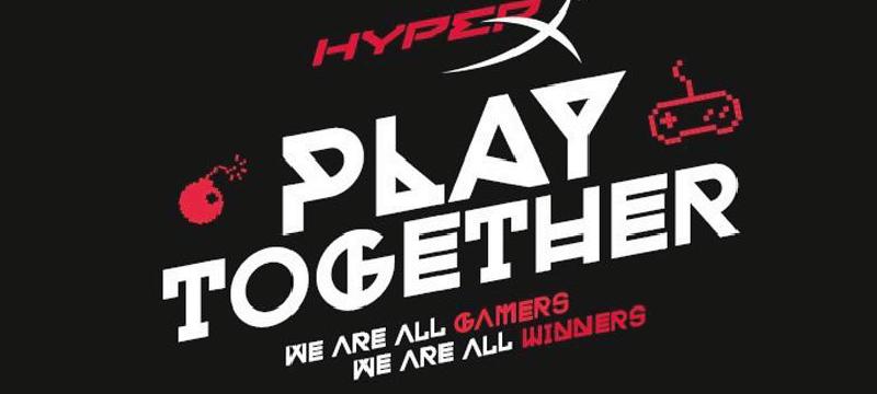 HiperX anuncia el Play Together, un evento gamer internacional que estará acompañado con el lanzamiento de 4 nuevos dispositivos