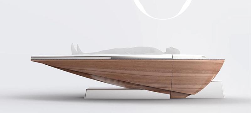 Nocturna es la cama interactiva que solucionará tu problema de insomnio