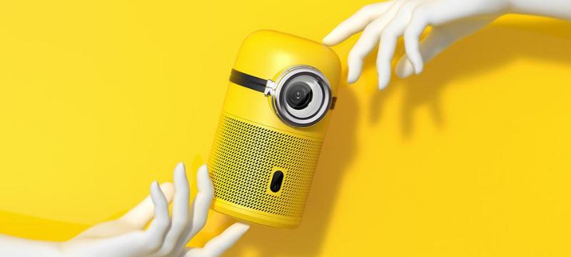 Conoce este proyector inteligente que te permitirá disfrutar de las mejores películas