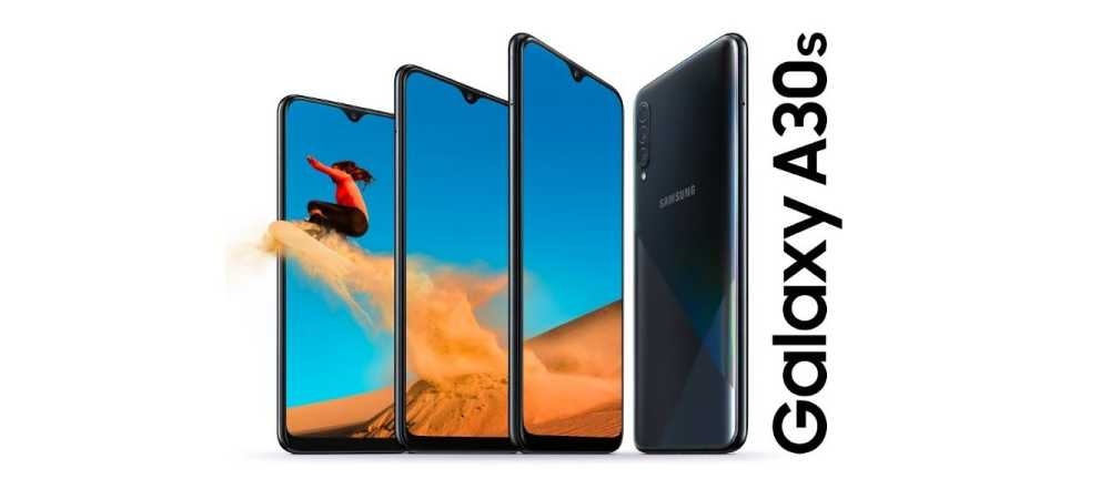 Los nuevos Galaxy A10s, A20s y A30s llegan al mercado peruano