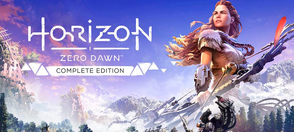 La versión completa de Horizon Zero Dawn llegará a PC en agosto