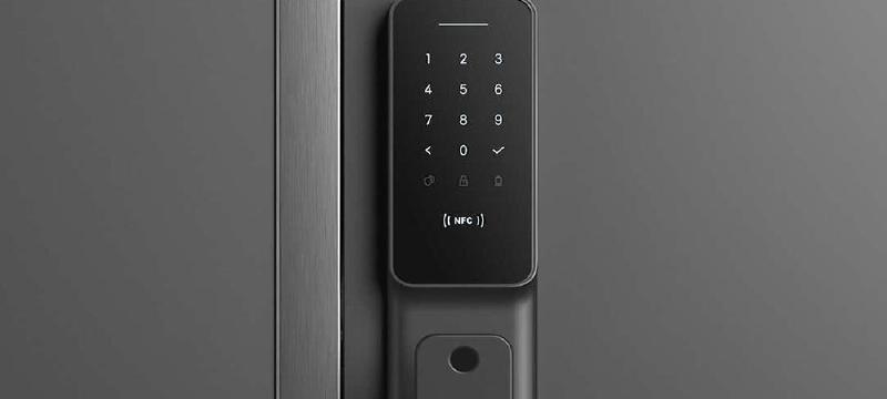 Así es la nueva cerradura inteligente de Xiaomi